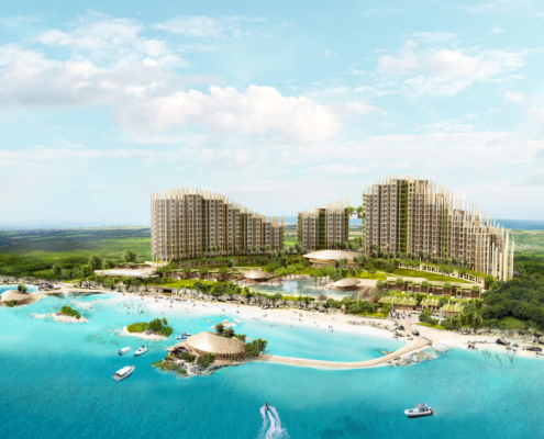 Aruga Mactan | Rockwell expanding leisure estate business